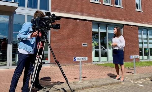Interview Bruis in RTL Nieuws